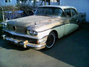 1958 BUICK SPECIAL $2500