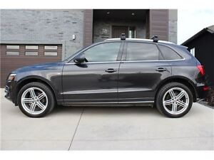 2011 Audi Q5 3.2 Quattro S-Line - Warranty Included