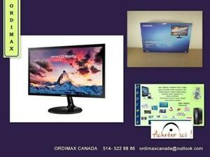 "Moniteur d'ordinateur  LCD  SAMSUNG 22""  VGA/ HDMI /  Super  Slim Design  Neuf  LG 24"" Moniteur 24"" HDMI  514-522-8886"
