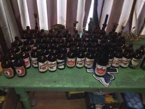 65 bouteilles de biere vente rapide