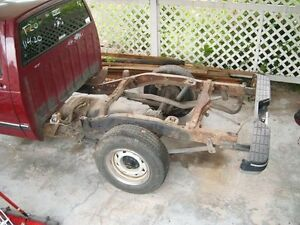 Looking for 1998 Chevrolet S-10 Pickup Truck frame