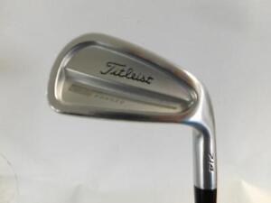 Titleist CB 714 Forged #6 Iron Steel Stiff Mens Right