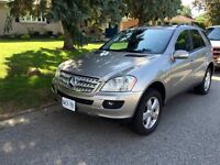 2006 Mercedes-Benz M-Class ml 500 SUV, Crossover