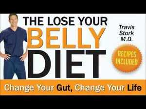 Lose Your Belly Diet Book Like New by Travis Stork M.D.