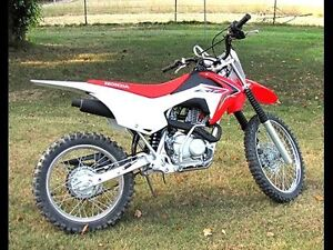 125-150  Dirt bike that needs fixing or in good condition