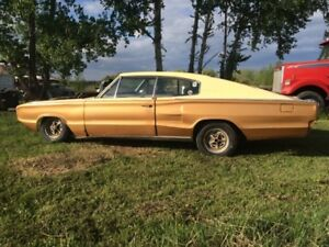 1967 Dodge Charger Vintage Beauty Body or Parts