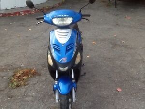 Scooter , AMG 2005 50 cc ,