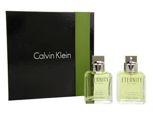 **FATHERS DAY SALE**ETERNITY FOR MEN 2PC GIFT SET