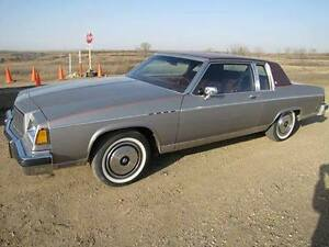 1983 Buick Electra Park Avenue - Very Clean Car!!