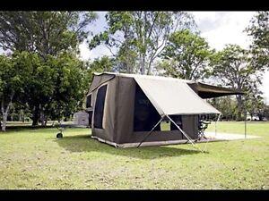 Customline camper trailer, 2013 Adventure Walk up Casino Richmond Valley Preview