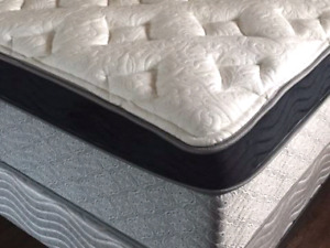 Mattress SALE TODAY 1-5, from Show Homes, KING  $600!!