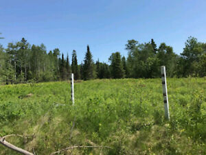 Kam River Residential 15th Side Road land available!