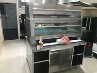 BRAND NEW HENNY PENNY HCW5 with TABLE