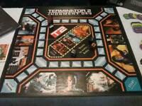 Terminator 2 T2 ultra rare board game complete vgc