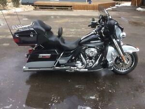 2012 Harley Davidson Electra Glide Ultra Limited