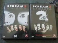 Scream 2 & 3