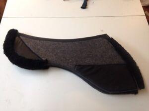 Custom Wool Felt saddle pads