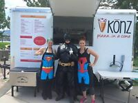 Start you own Food Truck with Konz