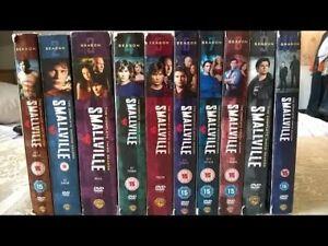 Smallville TV DVD Boxset