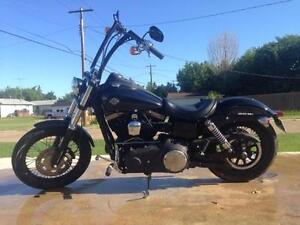 2013 Harley Davidson Street Bob FXDB...Mint Condition