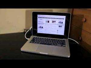 2011 Macbook Pro - 13 inch - 250 GB HD - 4GB DDR3