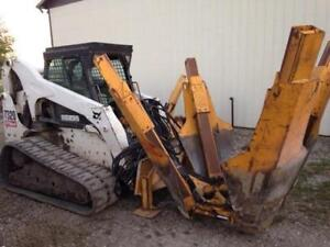 Tree Spades, trucks & pod trailers chipper truck  for sale
