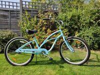 Like New - Ladies' Electra Cruiser Bike 26''
