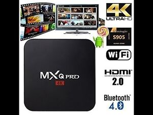Free TV and Movie 4K Android Box - New TV Guide!