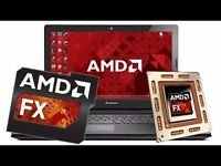 Gaming laptop amd fx 3.3 ghz turbo radeon r7 8gb 1000gb