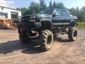 WANT GONE! LS Mega truck