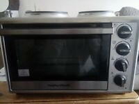 Morphy Richards Convection Mini Oven works perfectly