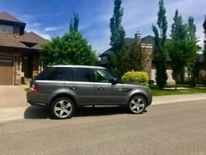 2010 Land Rover Range Rover Sport LUX SUV, Crossover