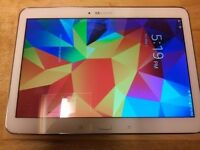 Galaxy Tab 4 (10.1 inch) w/ Bluetooth keyboard case