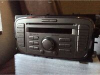 Ford Focus stereo 08
