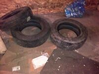 used tires 15in