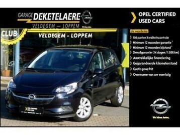 opel corsa enjoy automaat - navi 4.0 - intellink - airco