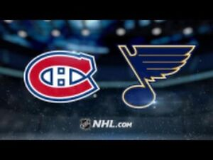 Saturday Feb 11th Canadiens vs Blues OPTIMUM in DESJARDINS!!!