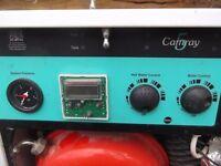 Camray 5 Combination Oil Boiler