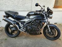 Triumph, SPEED TRIPLE, 2004, 955i (cc)