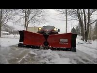 SNOW REMOVAL - RESIDENTIAL & COMMERCIAL