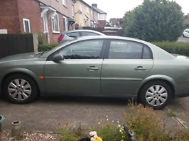 Vauxhall vectra 18 petrol low mileage