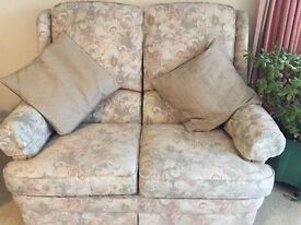 Sofas 3 seater & 2 seater + 2 reclining armchairs - Parker Knoll