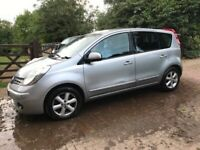 Used Nissan note for Sale | Car Replacement Parts for Sale