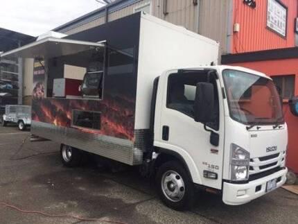 Kebab Food Truck For Sale