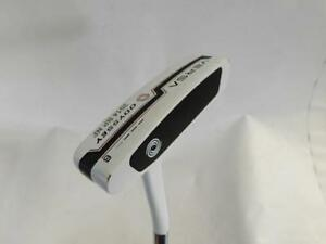 Odyssey Versa #6 Putter Steel Right Hc