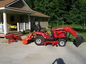 Wanted: Diesel Acreage Tractor