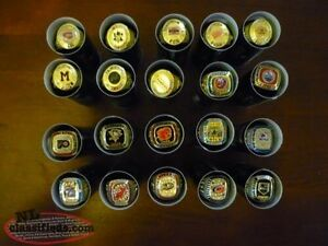 Full set of Molson rings