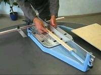 Sigma tile cutter cuts over 1m tiles