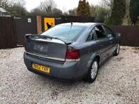 Vauxhall vectra 9 months mot, 87 k