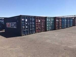 twenty foot shipping container The Caves Rockhampton Surrounds Preview